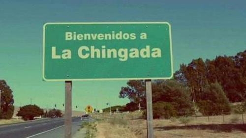 Town of La Chingada
