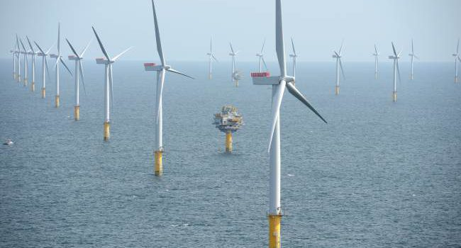 After the energy auction in UK, offshore wind power is 38% cheaper than new nuclear